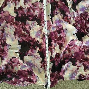 Lane Bryant Tops - Lane Bryant floral blouse